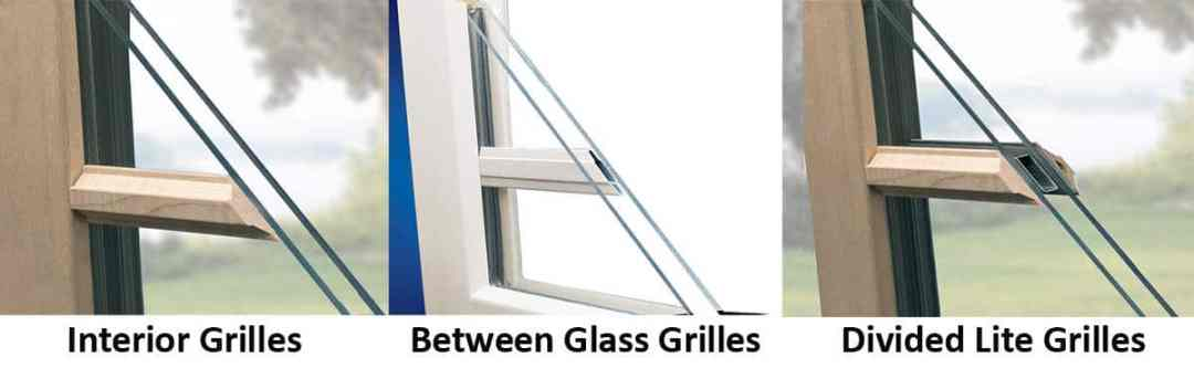window grille types
