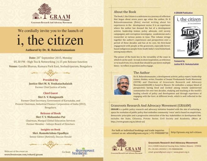 I the Citizen Invitation Final