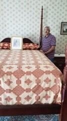 SV sleeping room