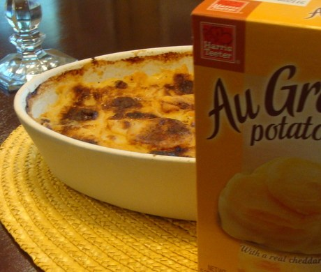 au gratin potatoes