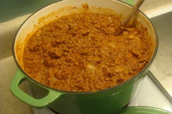 Burro Chili