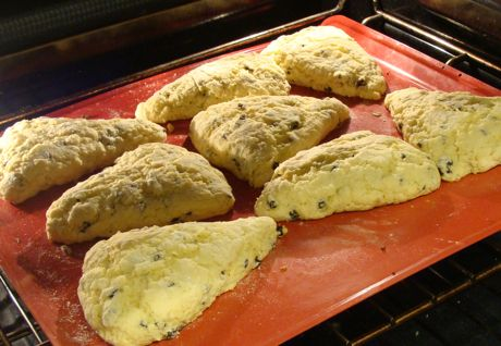 scones, self-rising flour, biscuits