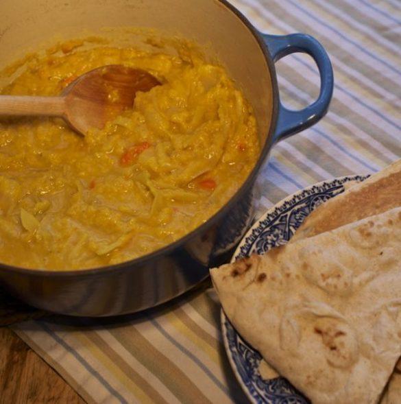 easy diet lentil soup recipe
