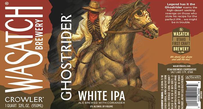 Ghost Rider White IPA