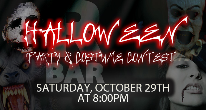 Halloween Party and Costume Contest