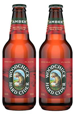 Woodchuck Amber