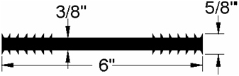 Flat Ribber