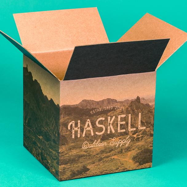 custom shipping boxes