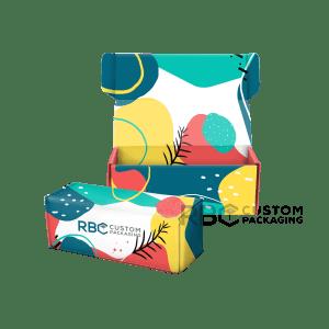 Custom logo boxes