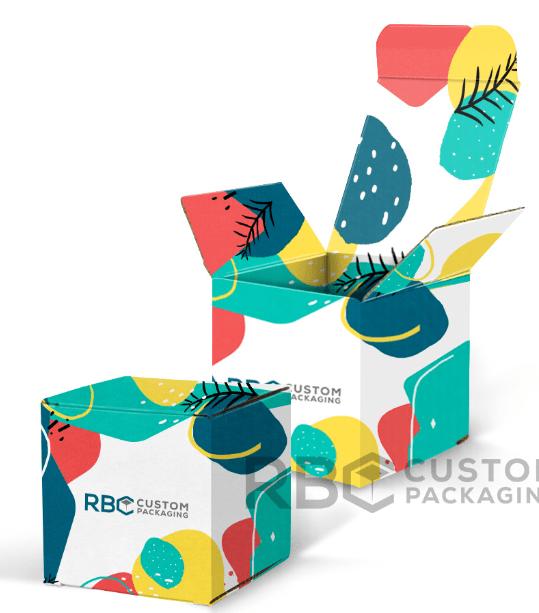 Custom Shipping Box