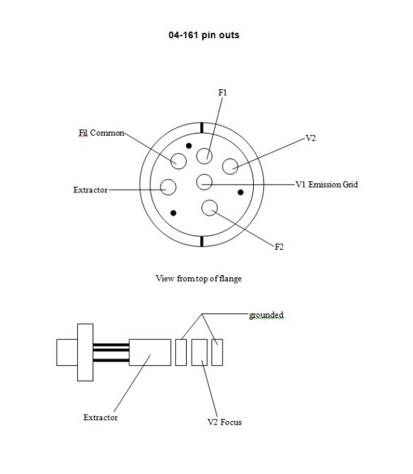 04-161 sputter ion gun schematic