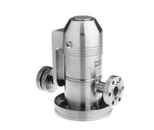 Varian variable leak valve