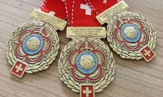 WK Lifesaving voor militairen in Zwitserland
