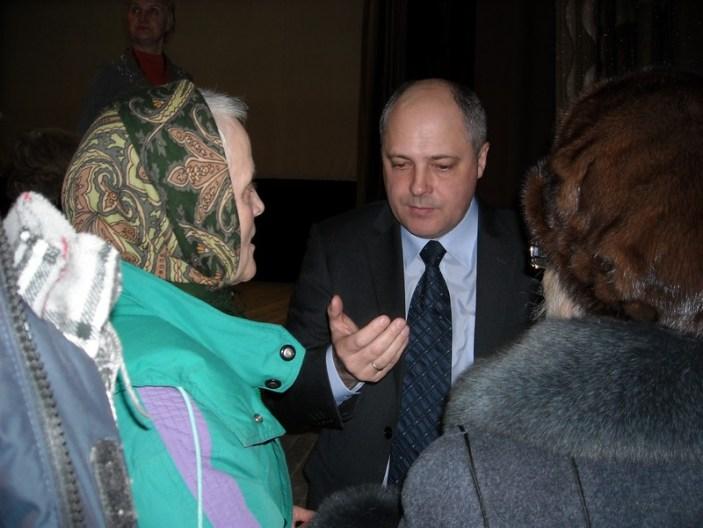 Встреча 24 февраля 2012 года