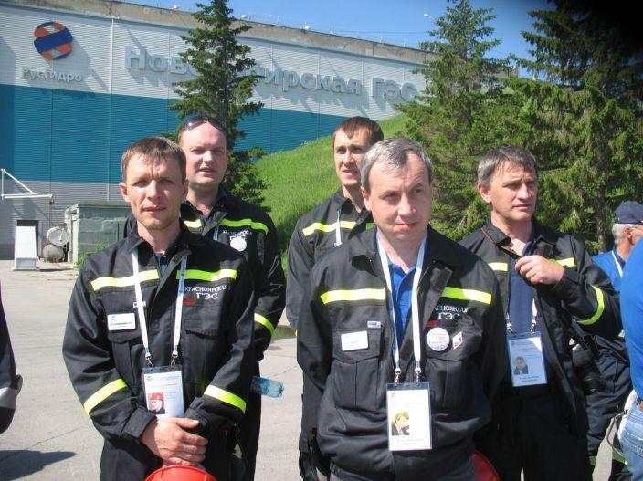 Красноярские парни