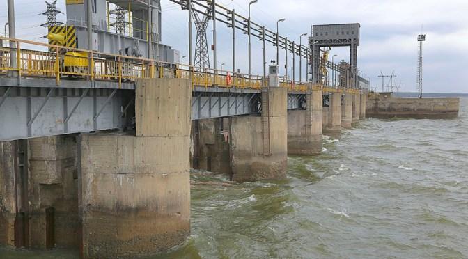 Новосибирская ГЭС на страже города: нас не затопит!