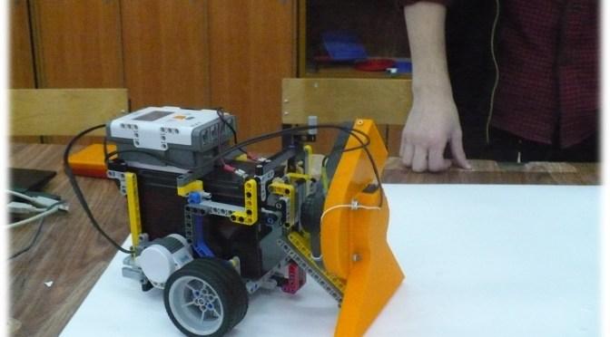 Робот – дворник и стажировка в Кембридже