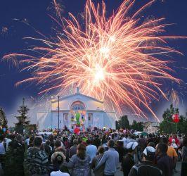 Советский район начнет праздновать День города в субботу