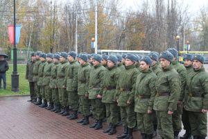 Осенний призыв стартовал в Новосибирской области
