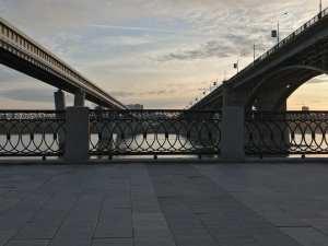 Объявлен аукцион на ремонт Октябрьского моста Новосибирска