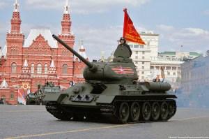 День танкиста: когда отмечают в России в 2021 году?
