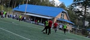 В осеннем Кубке по мини-футболу сразились 8 команд Советского района