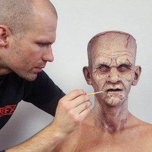 IMG 9810 300x300 - Sidney Cumbie appying RBFX prosthetics on Gordon Tarpley