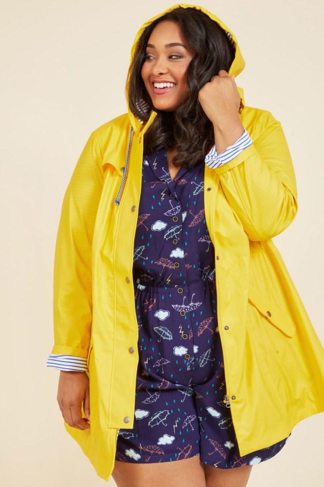 15 Cute Spring Raincoats - Best Raincoats for Women
