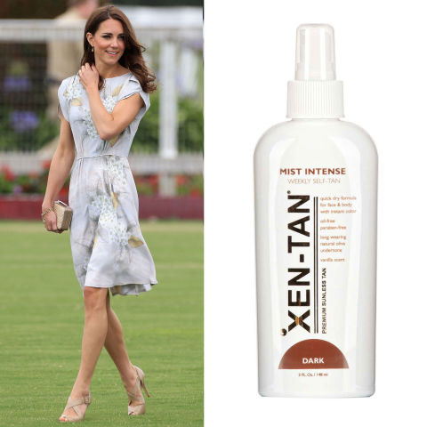 Kate Middletons Favorite Style Hair and Makeup Products