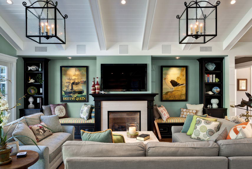 Family Room Decor Dream Living Room Ideas