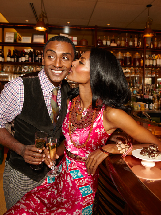 Chef Marcus Samuelssons Romantic Dinner For Two