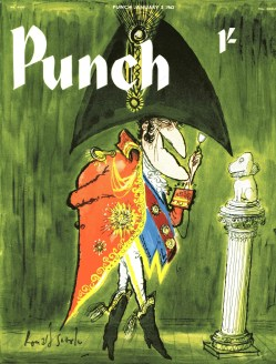 Punch, January 1962