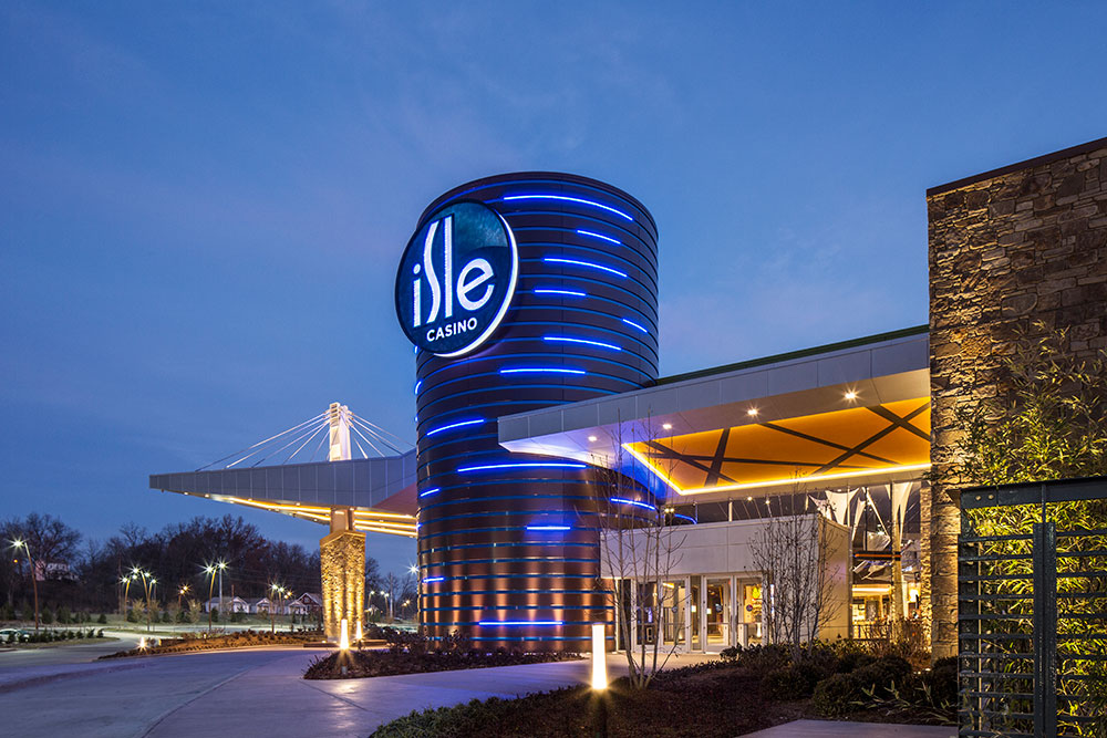 Ioc Cape Girardeau Casino Randy Burkett Lighting Design