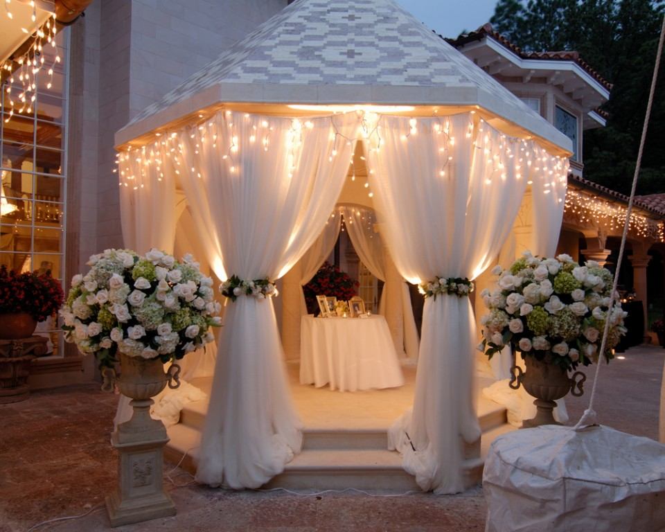 Event Planners And Decorators - Party Room