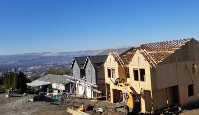 new construction, multi-unit housing, town homes, the dalles, OR