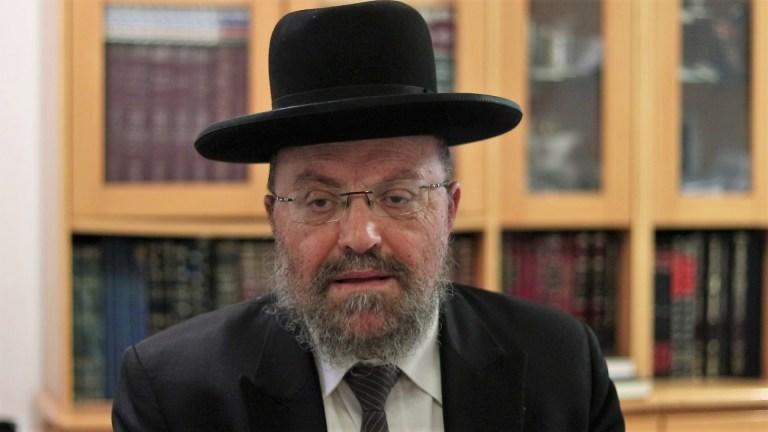 הרב יצחק שראבני
