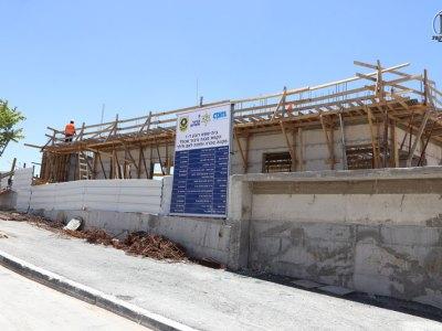 המקווה והמעון הראשונים ברמה ד'
