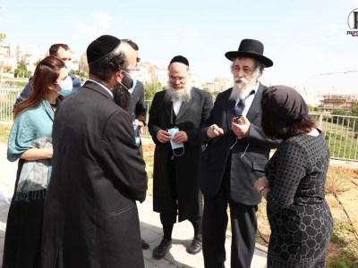 יצחק שפירא ישעיה ארנרייך ואבריימי קאפ