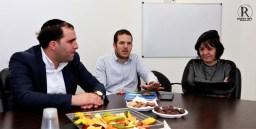 """רמ""""ט ראש העיר יוחנן מאלי אדריכל ההסכם"""