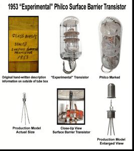 philco transistors