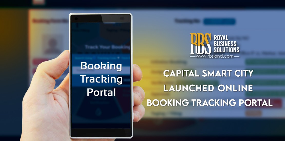 Booking Tracking Portal