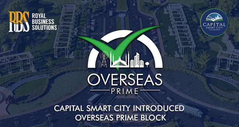 Overseas Prime Block