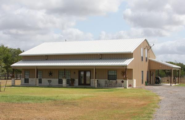 Texas Barndominiums, Custom Homes And Retreats By RBS