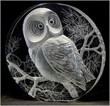 Искусство гравировки стекла