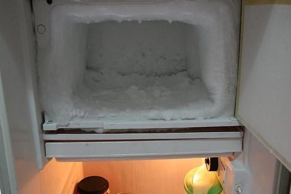 Размораживание холодильника