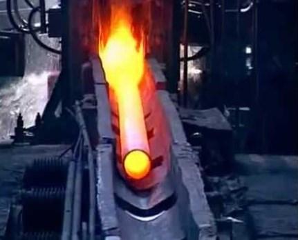 производство литых труб фото
