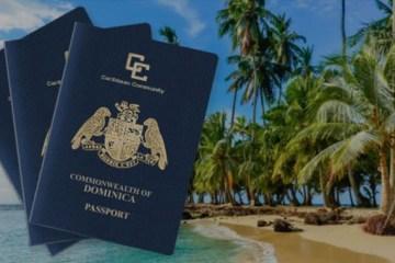 Гражданство Доминики