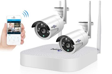 Wi-Fi відеоспостереження 1