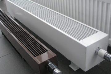 конвектор отопления водяной