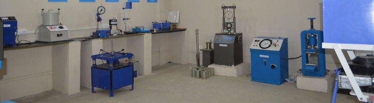 Для чего необходима лаборатория бетона